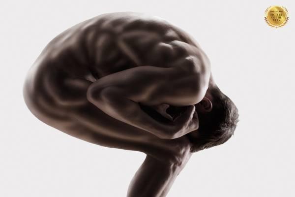 Photograph Stuart Hendry Brain Body on One Eyeland